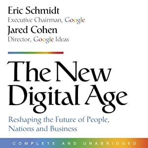 The New Digital Age Audiobook