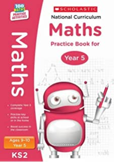 national curriculum maths practice book for year practice  national curriculum maths practice book for year 5 100 practice activities