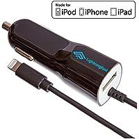 Apple Certified Lightning Car Charger - 2.1 Amp For...