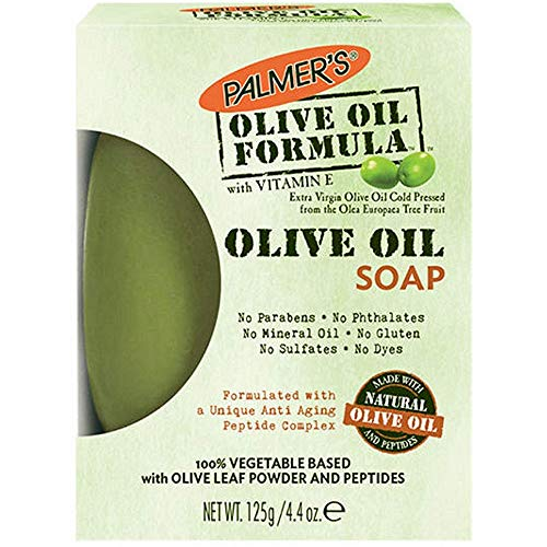 - Palmer's Olive Oil Formula Olive Oil Soap 4.4 oz (Pack of 4)