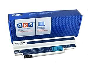 GRS bateria para UM09G31 Acer Aspire one 532h 4400 mAh,10.8V, Li-Ion Accu, Laptop bateria