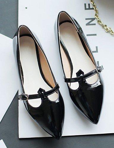 zapatos tal PDX mujer charol de de 5CxwXqA