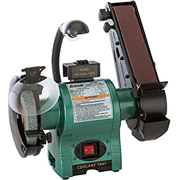 Grizzly Industrial H7760 Combo Belt Sander Grinder
