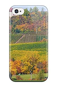 New Snap-on Skin Case Cover Compatible With Iphone 4/4s- Burg Hoheneck
