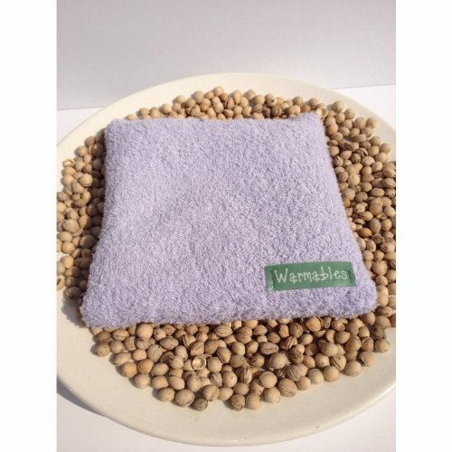 Cherry Pit Warm Cold Large 9x9in product image