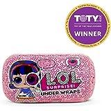 L.O.L. Surprise Under Wraps Doll- Series Eye...
