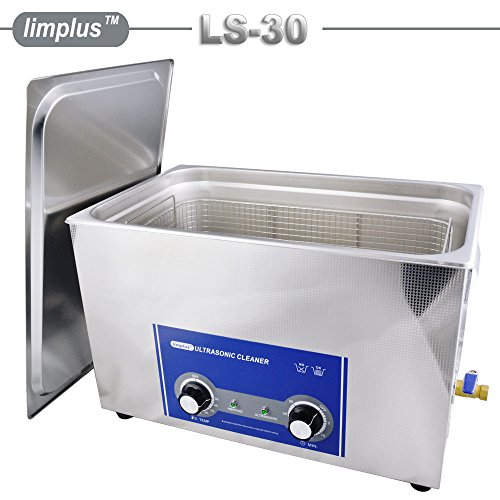 limplus Ultrasonic Cleaner 30L for Bicycle Chains Cleaing and Oil Removing by limplus