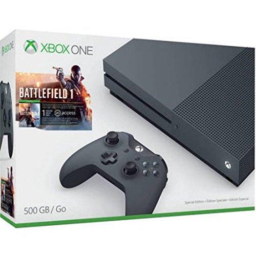 Battlefield Special Bundle Storm 500GB product image