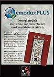 MemoDux Plus. Prima A. CD-ROM für Windows Vista/XP/2000: Multimedialer Wortschatz- und Formentrainer