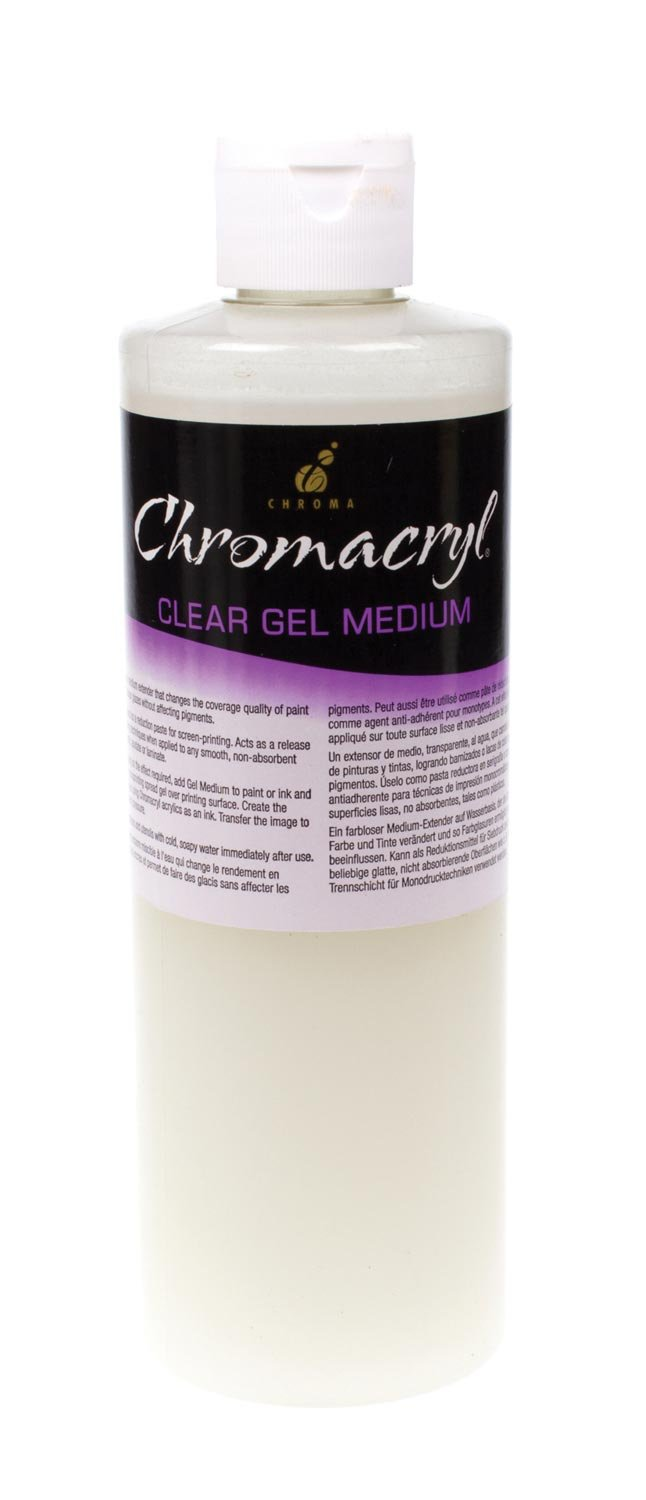 Chromacryl Gel Medium