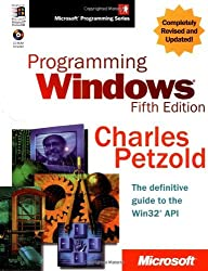 By Charles Petzold - Programming Windows 5th Edition Book/CD Package: The definitive guide to the Win32 API (Microsoft Programming Series) (5th Edition) (10.2.1998)