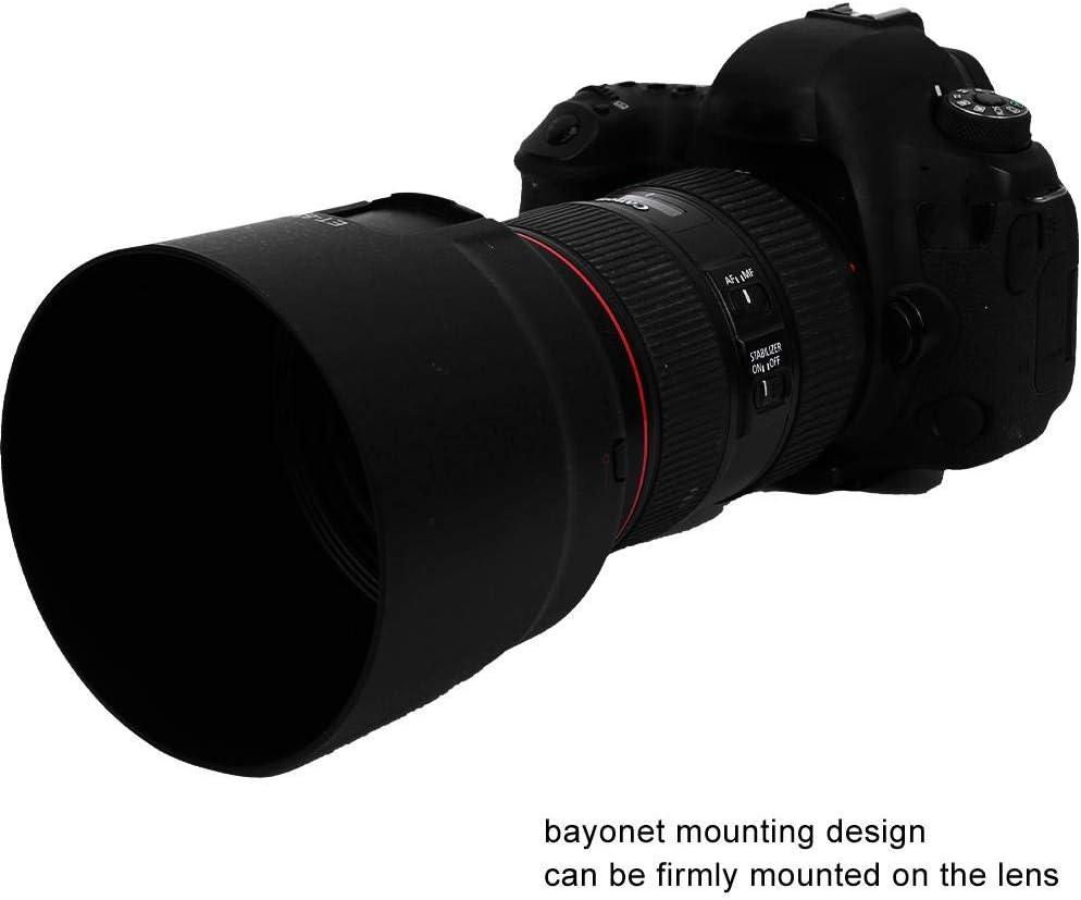Bewinner Lens Hood,ET-83D Bayonet Mount Lens Hood for Canon EF 100-400mm f//4.5-5.6L is II USM Lens,The Lens Hood Can Prevent The Entry of Non-Imaging Light