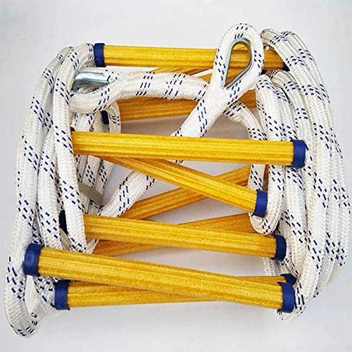 Construction Tool Parts Back To Search Resultstools Buy Cheap 15m Rescue Rope Ladder Escape Ladder Emergency Work Safety Response Fire Rescue Rock Climbing Escape Tree