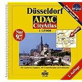 ADAC Cityatlas Düsseldorf: 1:15000, GPS-genau