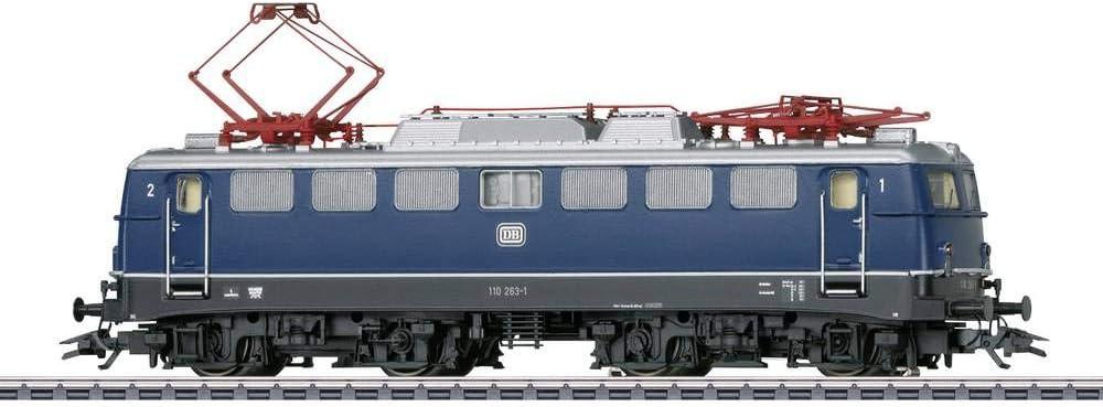 Märklin- Locomotora de Modelos, Color Escala h0. (37108)