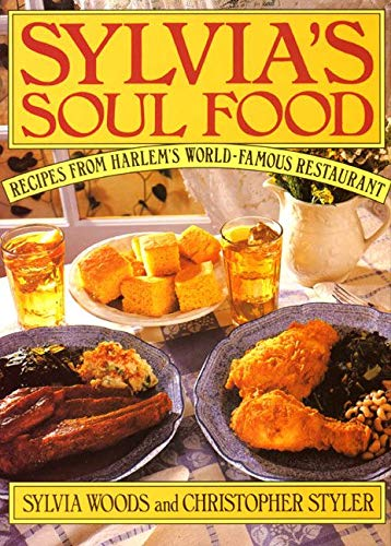 Sylvia S Soul Food Woods Sylvia 9780688100124 Books Amazon Ca