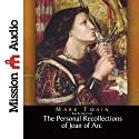 Personal Recollections of Joan of Arc Audiobook by Mark Twain Narrated by Robin Field