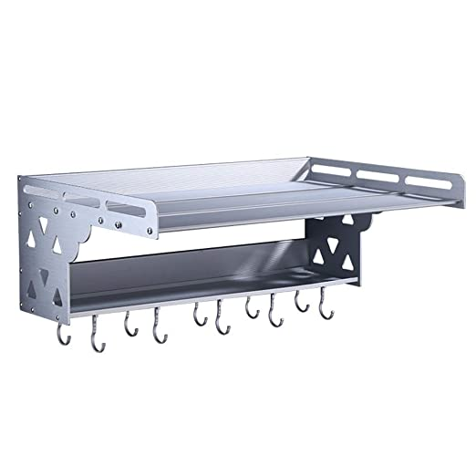 Almacenamiento de Cocina Bastidores De Aluminio del Espacio de ...