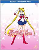 Sailor Moon Set 1 Limited Edition [Blu-ray + DVD] [Import]