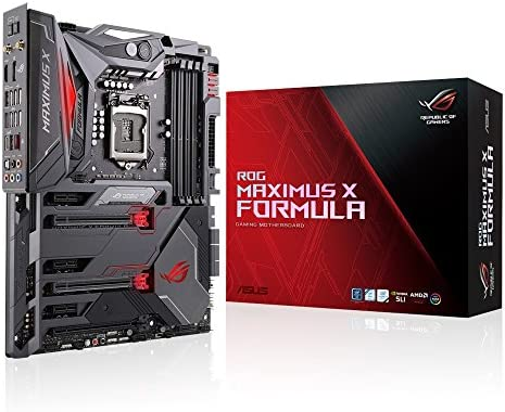 Asus Intel Z370 ATX - Placa base gaming con water-cooling features, Aura Sync RGB LEDs, DDR4 4133MHz, 802.11ac Wi-Fi, dual M.2 y USB 3.1 Gen 2: Asustek: Amazon.es: Informática