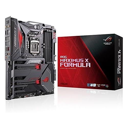 chollos oferta descuentos barato Asus Intel Z370 ATX Placa base gaming con water cooling features Aura Sync RGB LEDs DDR4 4133MHz 802 11ac Wi Fi dual M 2 y USB 3 1 Gen 2