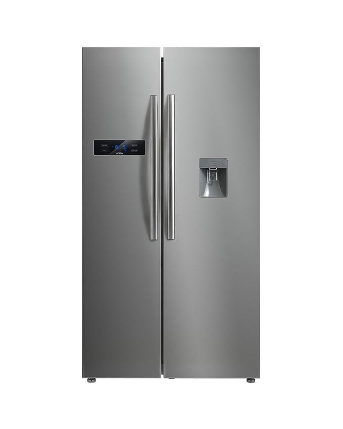Comfee sbst 513 NFA + nevera/congelador Side by side eficiencia ...