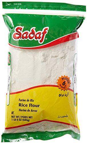 Rice Flour (24oz) by Sadaf by Sadaf