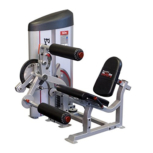 Body-Solid S2LEC Pro ClubLine Series II Dual Function Leg Extension and Leg Curl Machine - Commercial ProClub Line Circuit Strength Machine for Legs