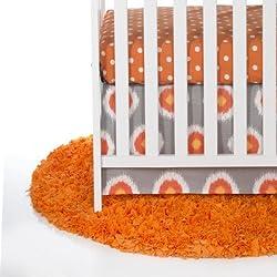 Glenna Jean Rhythm Boy's 2 Piece Crib Bedding Set