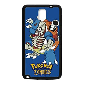Pokemon Pocket Monster Black Samsung Galaxy Note3 case