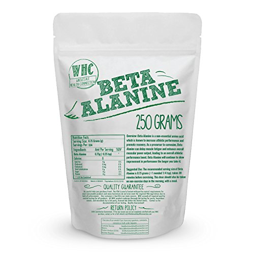 beta alanine powder bulk