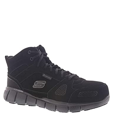 Skechers Work Telfin-Penticton Men's Boot | Shoes