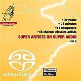 Super Artists on Super Audio 3