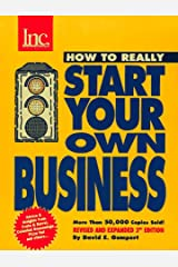 How To Really Start Your Own Business: Third Edition Paperback