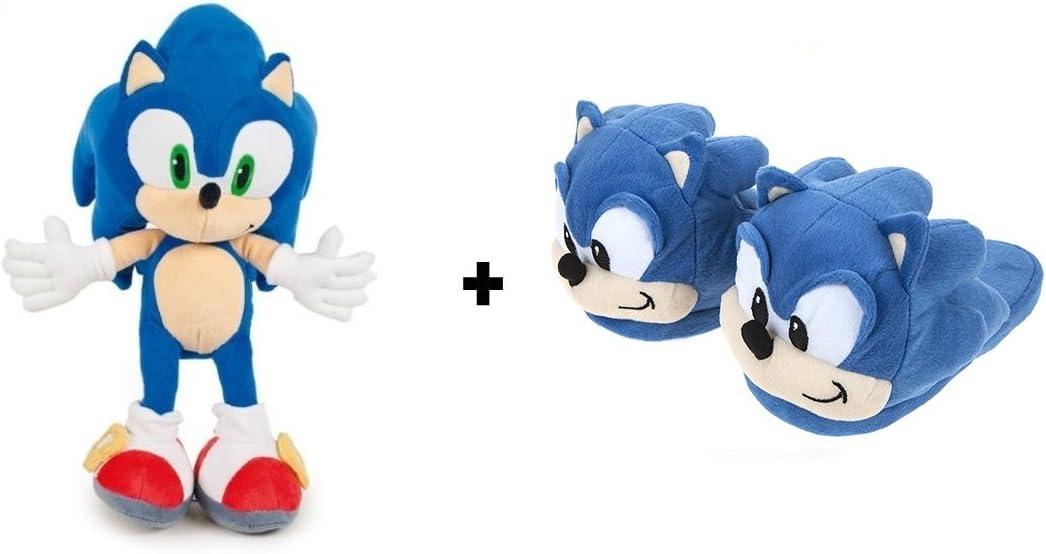 "Sonic The Hedgehog-Tails Peluche Soft Doll 10/"" Neuf avec étiquettes"