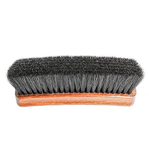 FootFitter Shoe Brush Diplomat Exclusive Jumbo, Black