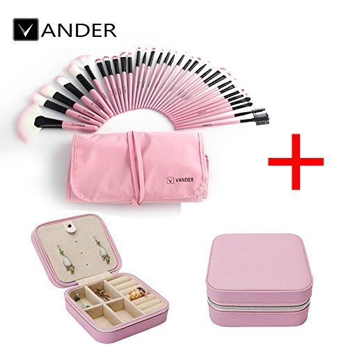 32pcs Vander Professional Soft Vander SCI Cosmetics Blue ...