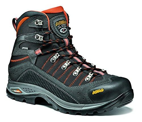 Asolo Drifter GV Evo mm - Stivali da Escursionismo Alti Uomo Gris (Grafite/Nero A505)
