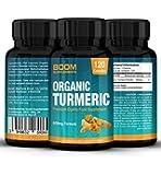 Cúrcuma 600mg de máxima potencia | 120 cápsulas de cúrcuma orgánica | Suministro para 4 meses COMPLETOS | Para perder peso, antiinflamatorio y antioxidante natural | Turmeric de alta absorción | Segura y efectiva | Las píldoras antioxidantes más vendidas | Garantía de devolución del dinero durante 30 días (puede variar el packaging)