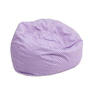 Flash Furniture Solid Kids Bean Bag Chair