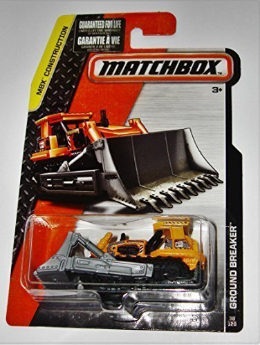 Matchbox Bulldozer - 2