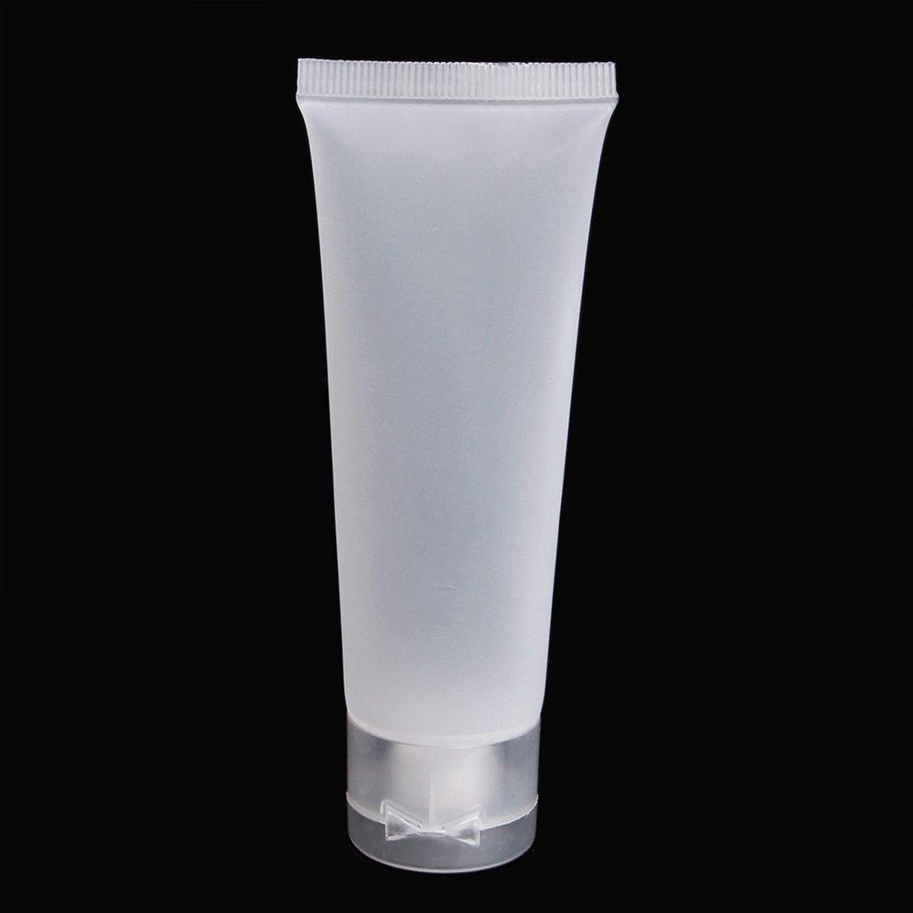 Runrain 1 Stü ck Leere Kunststoff Tragbare Rohre Squeeze Kosmetische Creme Lotion Reiseflasche (100ml)