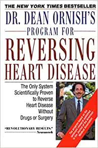 Learn how to reverse heart disease book