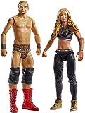 WWE Carmella & James Ellsworth Action Figures, 2-pack