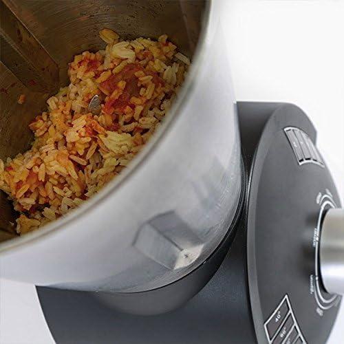 Cecomix Robot Compact Que Cocina y tritura, 1100 W, 2.8 litros ...