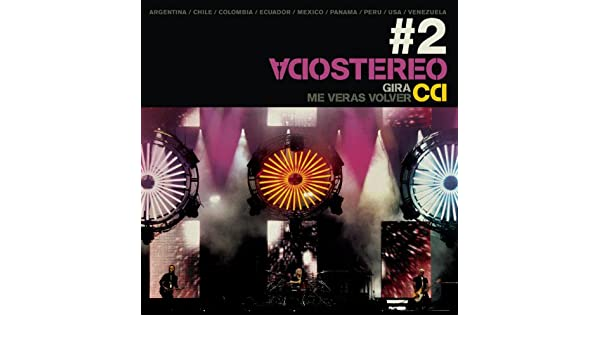 Te Hacen Falta Vitaminas (Me Verás Volver Gira 2007) by Soda Stereo on Amazon Music - Amazon.com
