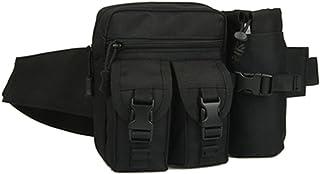 Outdoor Sport tactiques taille Packs / Multi-fonction Sac de voyage noir