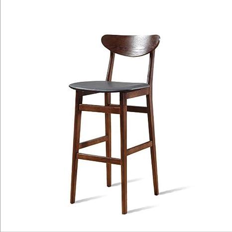 Sensational Amazon Com 28 Inch Solid Wood Bar Counter Chair Cafe Short Links Chair Design For Home Short Linksinfo