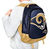 Forever Collectibles NFL St. Louis Rams Core Structed Backpack