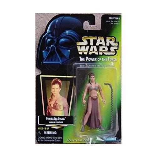 1995 Kenner Power of the Force Princess Leia Star Wars Jabbas Prisoner